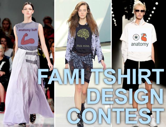 fami tshirt design contest2
