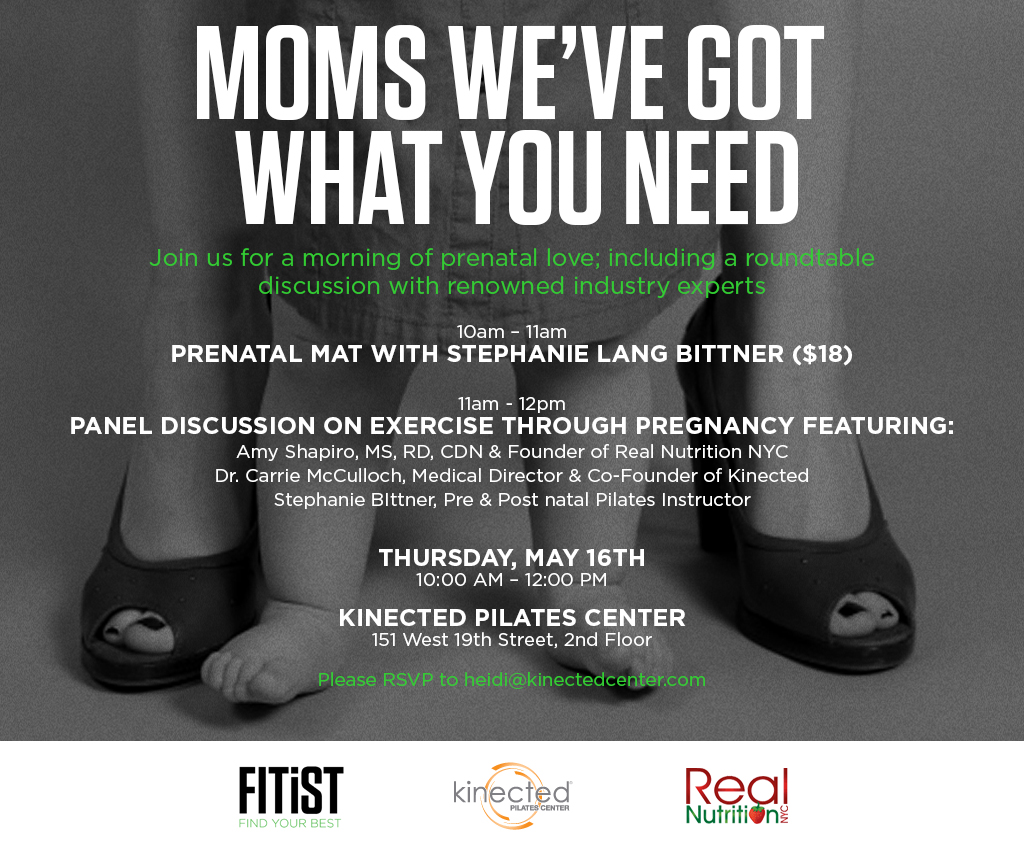 Exercise Through Pregnancy Panel Event!