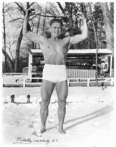 Joseph Pilates doesn't hibernate.